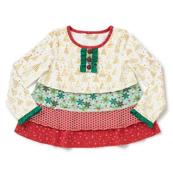 Girls' Clothing (newborn-5t) Baby & Toddler Clothing Humble Matilda Jane 2 2t Polka Dot Tank Shirt